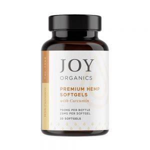 Joy Organics Curcumin