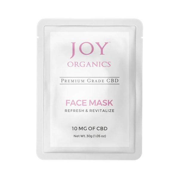 Joy Organics Facemask