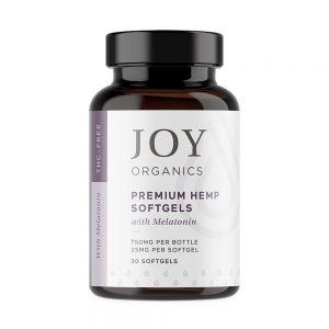 Joy Organics Melatonin