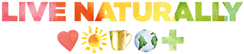 Live Naturally Logo