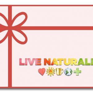 Live Naturally Gift Card
